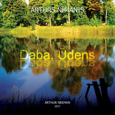 """Albums """"Daba. Ūdens"""" LV"""